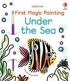 First Magic Painting Under The Sea
