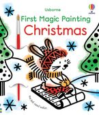 First Magic Painting Christmas Paperback  by Matthew Oldham