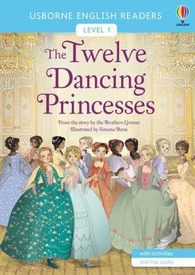 English Readers 1: Twelve Dancing Princesses