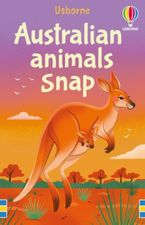 Australian Animals Snap Hardcover  by ABIGAIL WHEATLEY