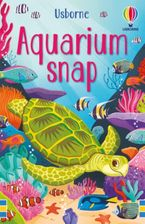 Aquarium Snap Hardcover  by ABIGAIL WHEATLEY