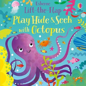 Play Hide and Seek with Octopus