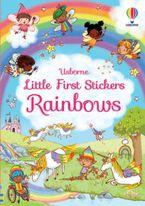 Little First Stickers: Rainbows
