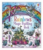 Magic Painting Rainbows Paperback  by ABIGAIL WHEATLEY