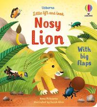 nosy-lion