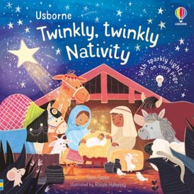 Twinkly Twinkly Nativity Book