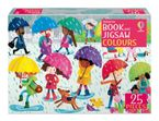 Book and Jigsaw: Colours