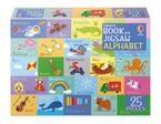 Book and Jigsaw: Alphabet Hardcover  by Kate Nolan