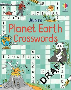 100 Children's Crosswords Planet Earth