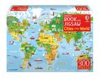 Book and Jigsaw: Cities of the World Hardcover  by Sam Smith