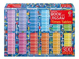 Book and Jigsaw: Times Tables