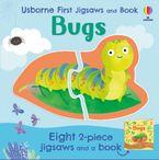 Usborne First Jigsaws: Bugs