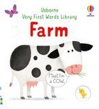 Baby's Black and White Books: Farm