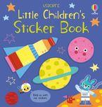 Little Children's Sticker Book