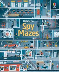 spy-mazes