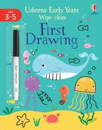 Early Years Wipe-Clean First Drawing