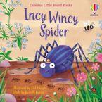 Little Board Books: Incy Wincy Spider