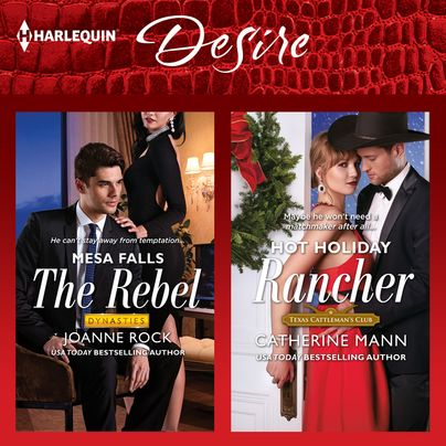 The Rebel & Hot Holiday Rancher Unabridged
