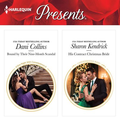 Bound by Their Nine-Month Scandal & His Contract Christmas Bride Unabridged