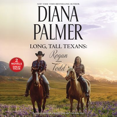 Long, Tall Texans: Regan/Todd Unabridged