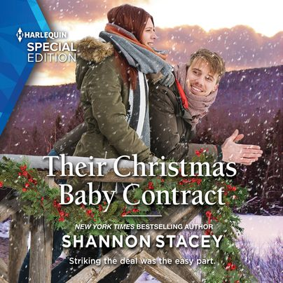 Their Christmas Baby Contract Unabridged