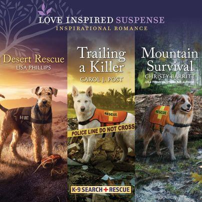 Desert Rescue & Trailing a Killer & Mountain Survival Unabridged