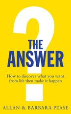 The Answer eBook  by Allan Pease