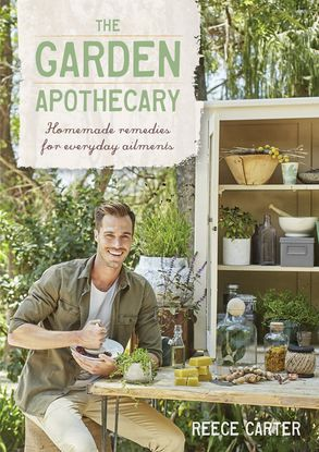 Cover image - THE GARDEN APOTHECARY