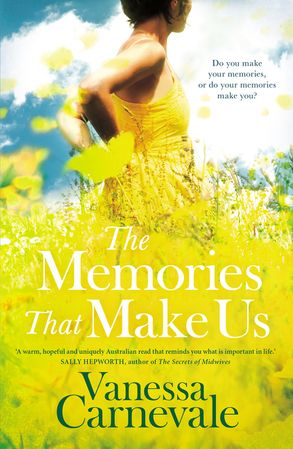 Cover image - The Memories That Make Us