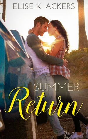 Summer Return book image
