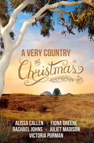 A Very Country Christmas - 5 sparkling holiday reads book image