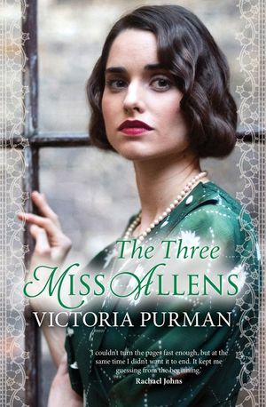 The Three Miss Allens book image