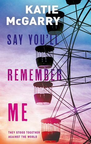 Cover image - Say You'll Remember Me