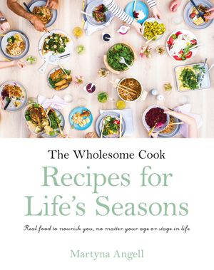 The Wholesome Cook book image