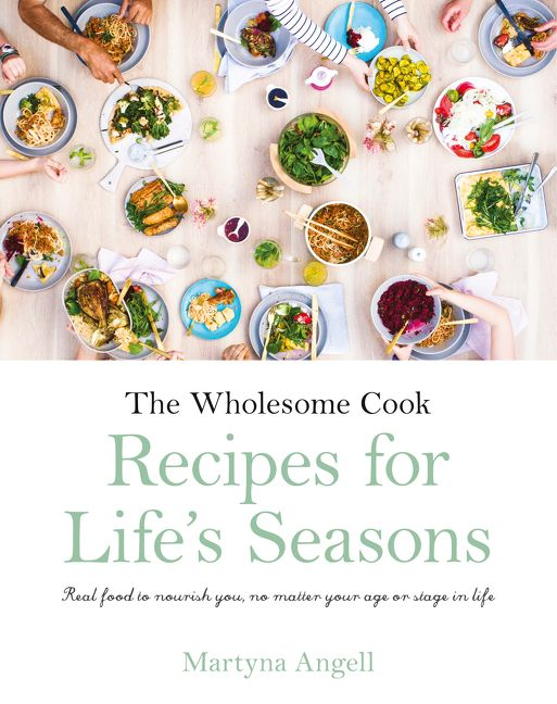 The wholesome cook martyna angell e book enlarge book cover forumfinder Choice Image