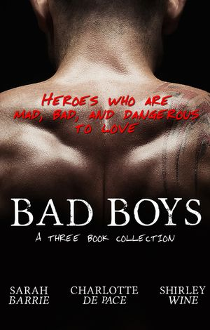 Bad Boys - Three Book Collection book image