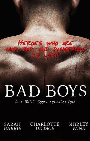 Bad Boys - Three Book Collection book image