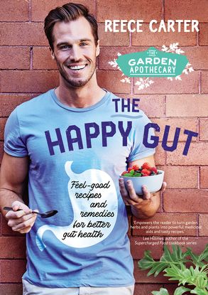 Cover image - The Garden Apothecary: The Happy Gut