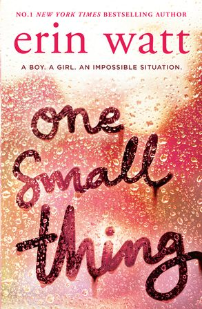 Cover image - One Small Thing