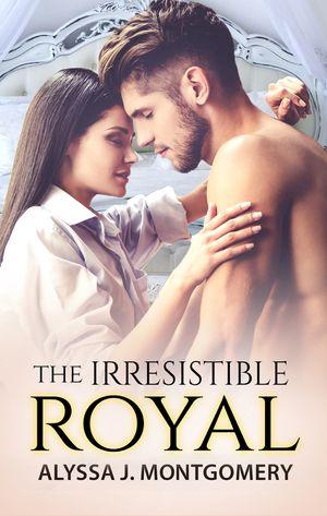The Irresistible Royal book image