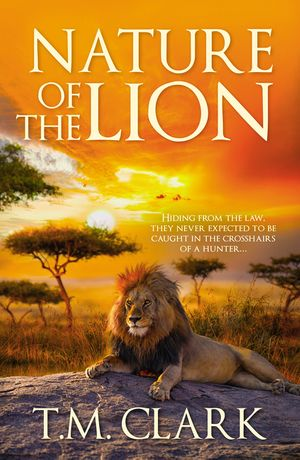 Nature Of The Lion book image