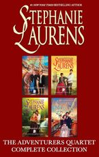 The Adventurers Quartet Complete Collection/The Lady's Command/A Buccaneer At Heart/The Daredevil Snared/Lord Of The Privateers