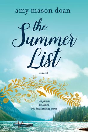 Cover image - The Summer List