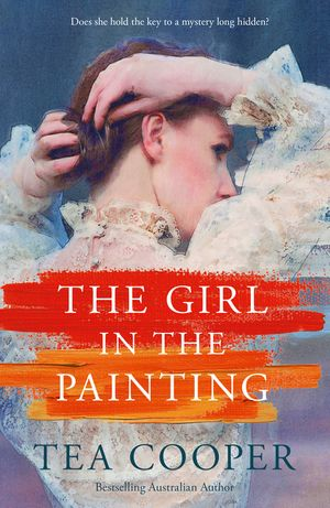 The Girl In The Painting book image
