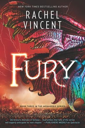 Cover image - Fury