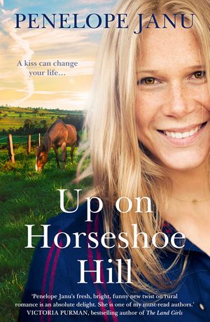 Up on Horseshoe Hill book image