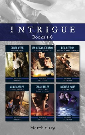 The Dark Woods/Trusting the Sheriff/Hostage at Hawk's Landing/Hidden Identity/The Girl Who Couldn't Forget/Storm Warning eBook  by Cassie Miles