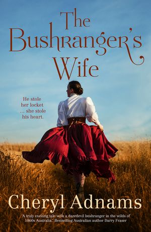 The Bushranger's Wife book image