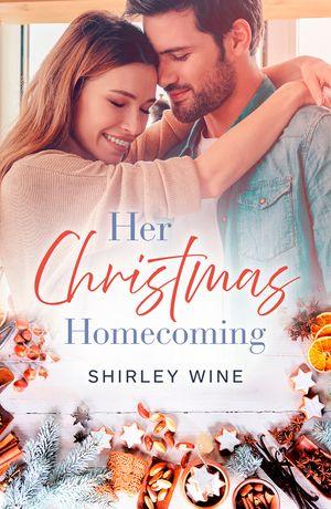 Her Christmas Homecoming (Rainbow Cove Christmas, #3) book image