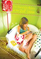 Invisible Rules Of The Zoe Lama Paperback  by Tish Cohen